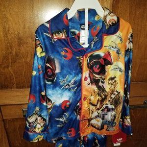 NWT Star Wars Boys Pajamas